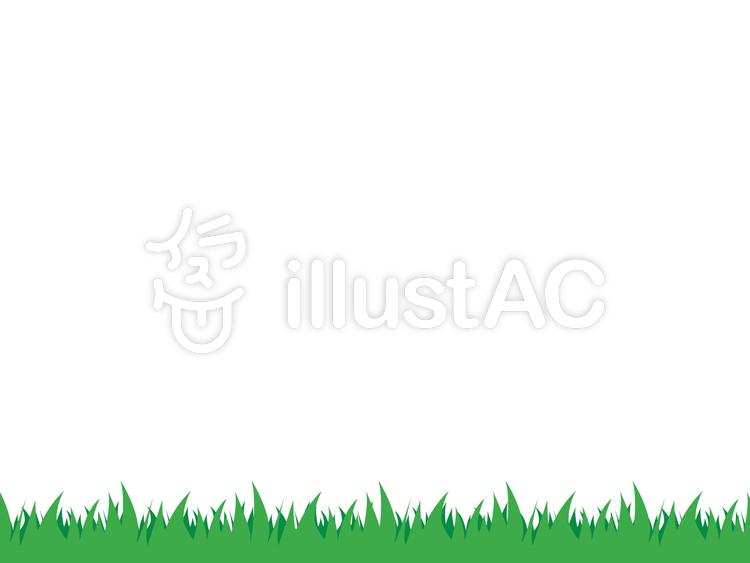 草の飾り枠イラスト No 126694無料イラストならイラストac