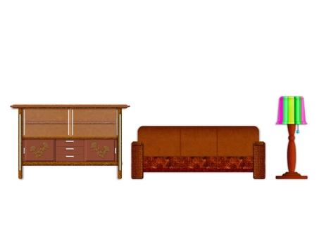 Furniture set N0129