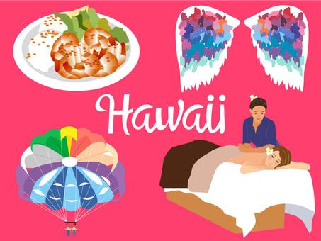 Hawaii optional tour women's journey