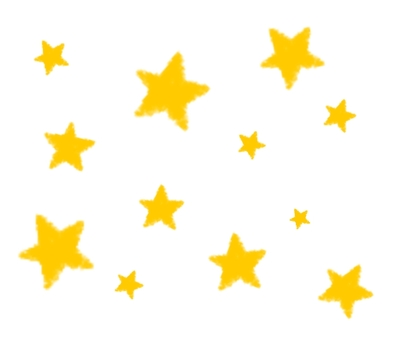 Hand-drawn-style star