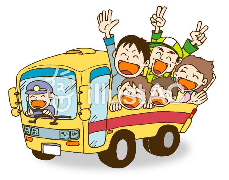 Картинки смешные про поездку на автобусе, приколы