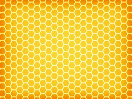 Bee hive / honey style / background material