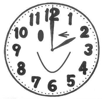 とけいくん clock