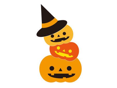 Jack O Lantern (Orange)