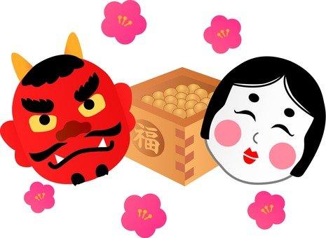Setsubun products goods 1