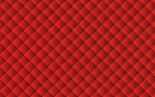 Quilting red background