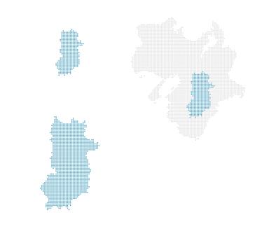Dot Map Nara 2