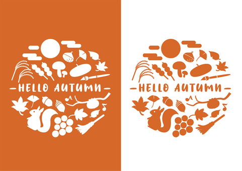 Autumn image logo autumn