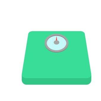 Weight meter 2