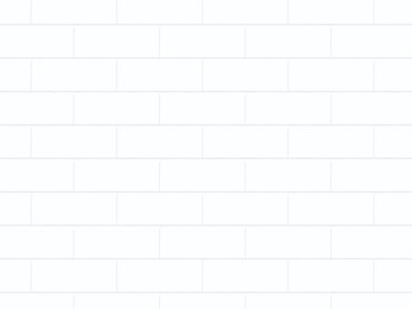 White brick background material