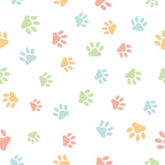 Cat pattern 2