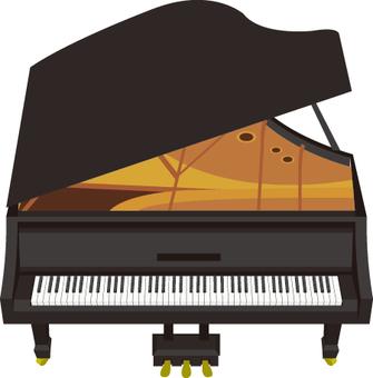 악기 시리즈 그랜드 피아노