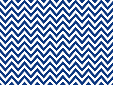 Zigzag pattern background blue