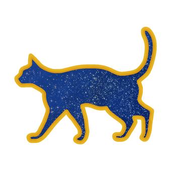 Starry sky cat