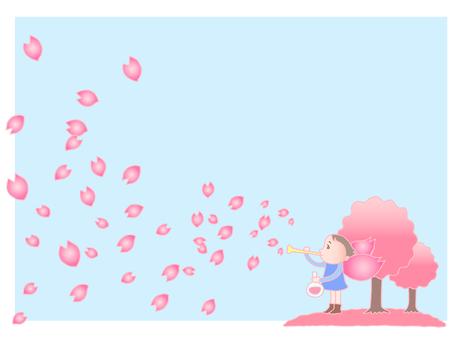 Cherry tree. 3