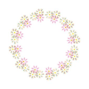 Circular material -171
