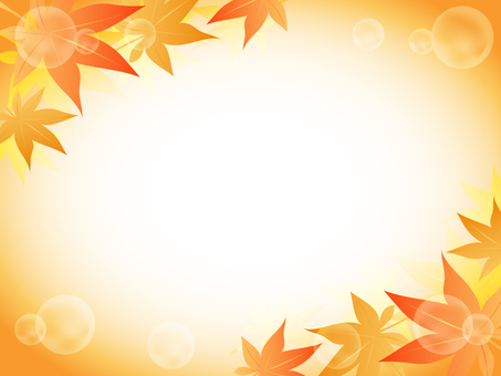 Autumn leaves background 5
