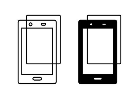 Smartphone and protective film
