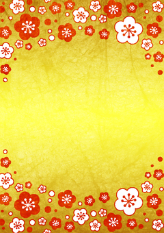 Japanese paper watercolor wind moon background