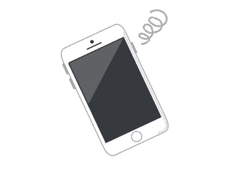 Sumaho breakdown White smartphone