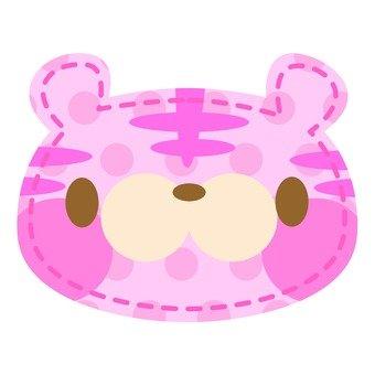 Tiger Applique