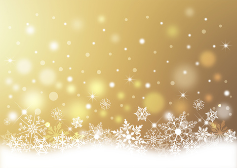 Christmas_light gold background 2298