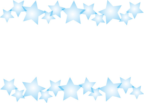 Star material (blue)