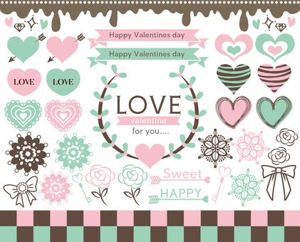 Valentine's Material