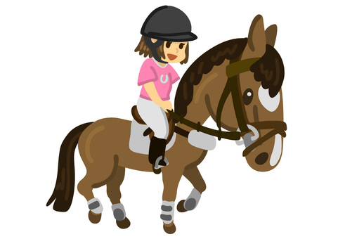 Deformed horse (Walking 2 · Sitting (horseback riding))