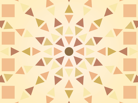Radial triangle_3