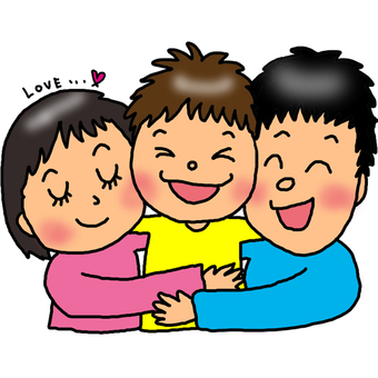 사랑 해요! 보물 Loved family