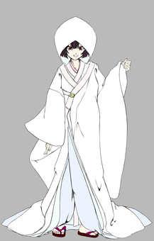 Kashima Maehi,白色純色裙子2