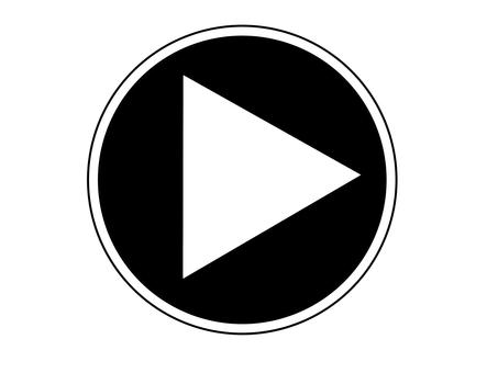Movie playback button