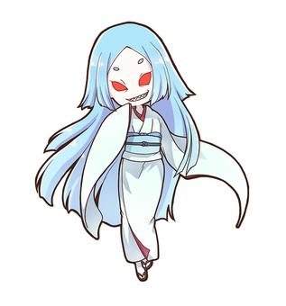 雪女01_C