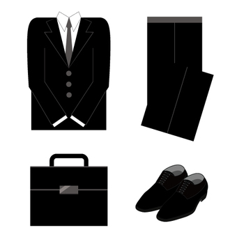 Businessman's item