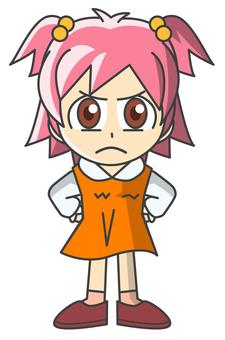 Girl - Anger 2