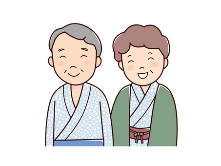 Married couple 3 Yukata