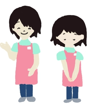 Female clerk 2