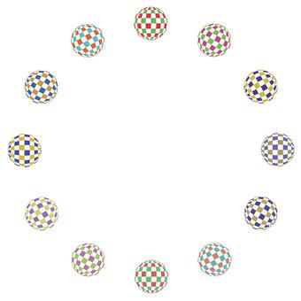 球形框架2