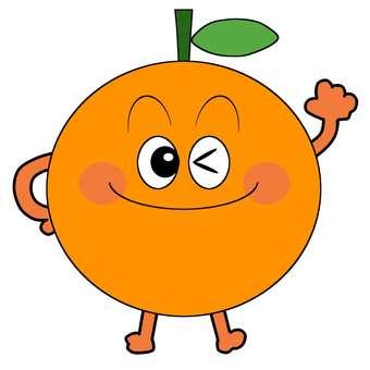 Tangerine / Kumquat