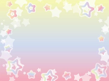 Dream cute star background 1