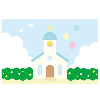 풍경 교회