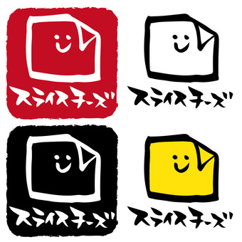 Sliced cheese icon