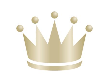 Crown silver 5