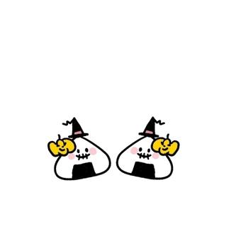 Good friends rice ball