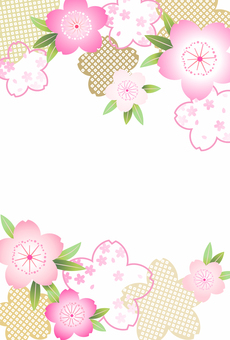 Cherry blossom background 09