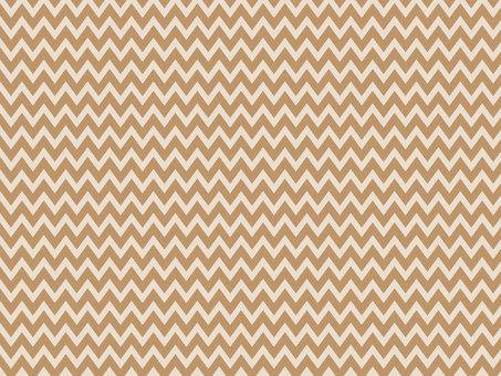 Kraft paper · zigzag · white 02
