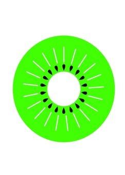 Kiwi (green)