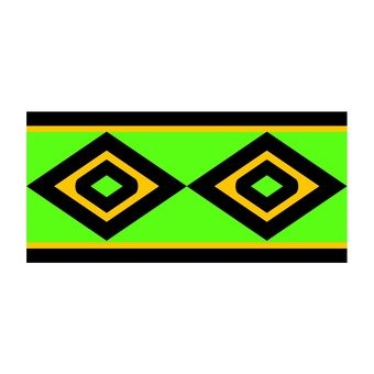 African pattern 4