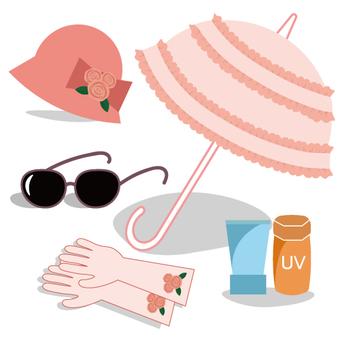 Image of anti-UV item